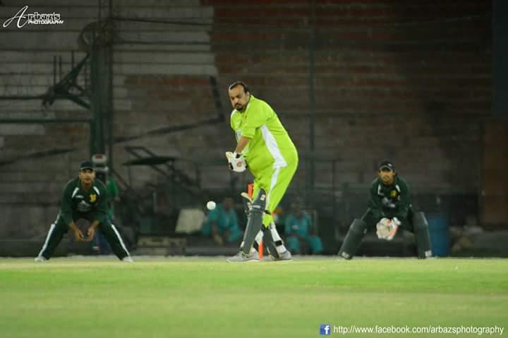 Amjad cricket