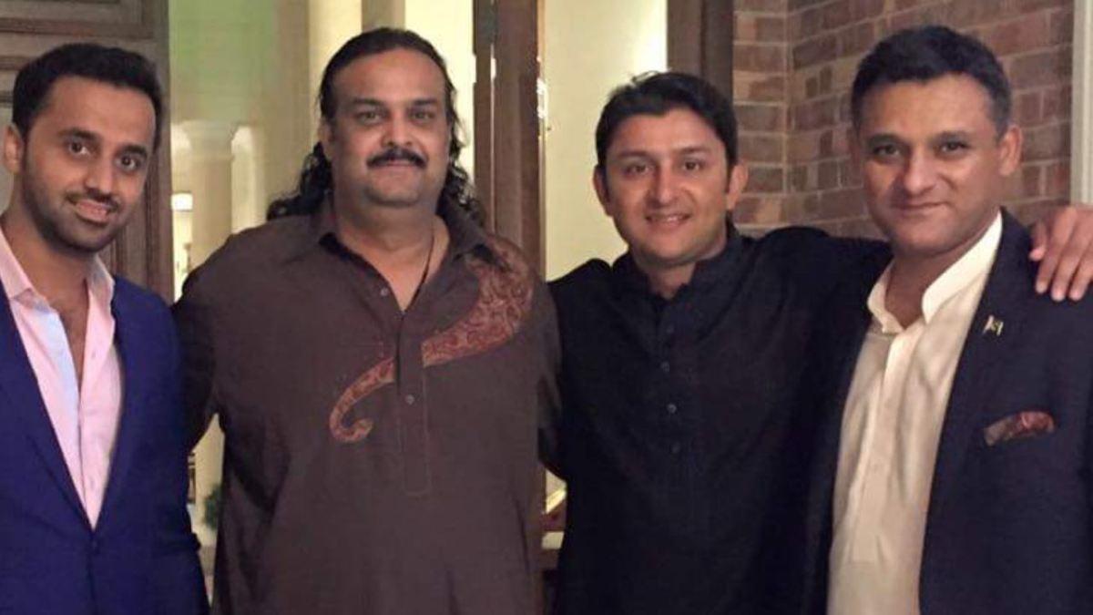 Amjad, Junaid, Faisal, Wasim