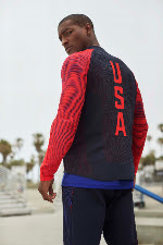 USA men olympic golf