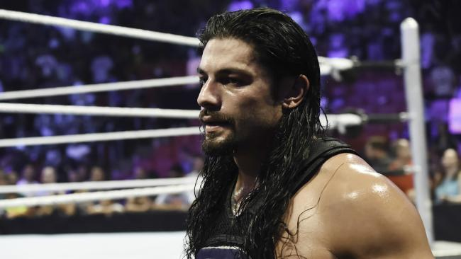 WWE suspends dethroned champion Roman Reigns