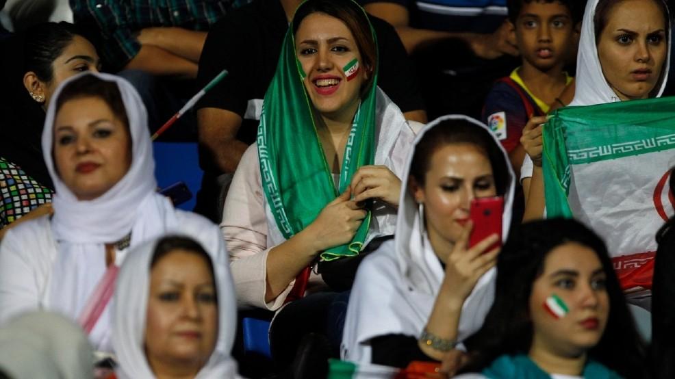 Irani women Vollyball