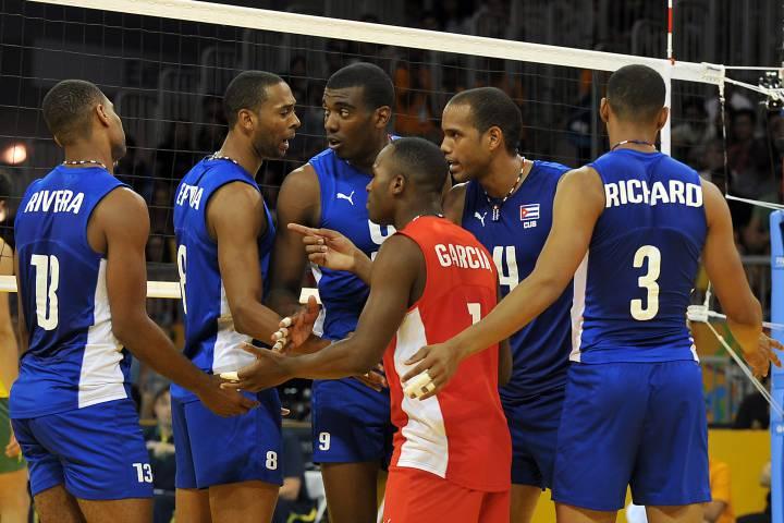 volleyball Cuba