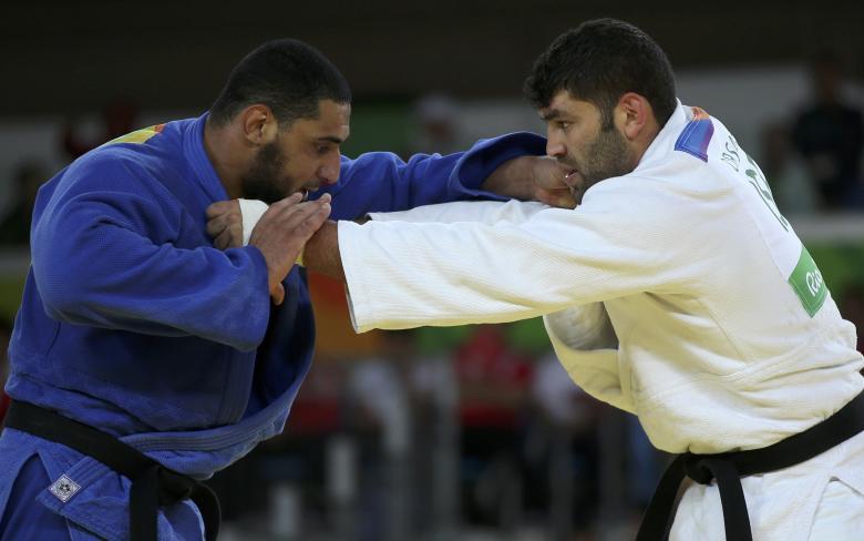 Judo - Men +100 kg Elimination Rounds