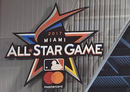 MLB All stars 2017 Miami