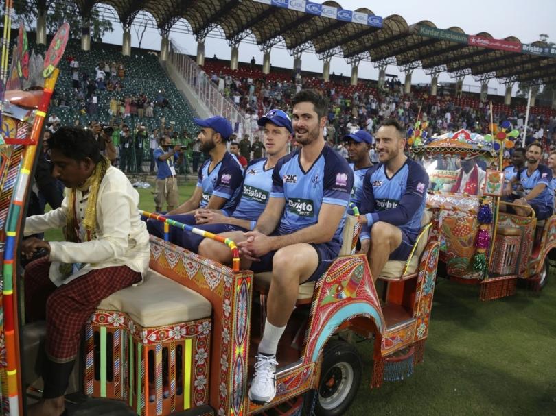 Inaternational cricket in Pakistan