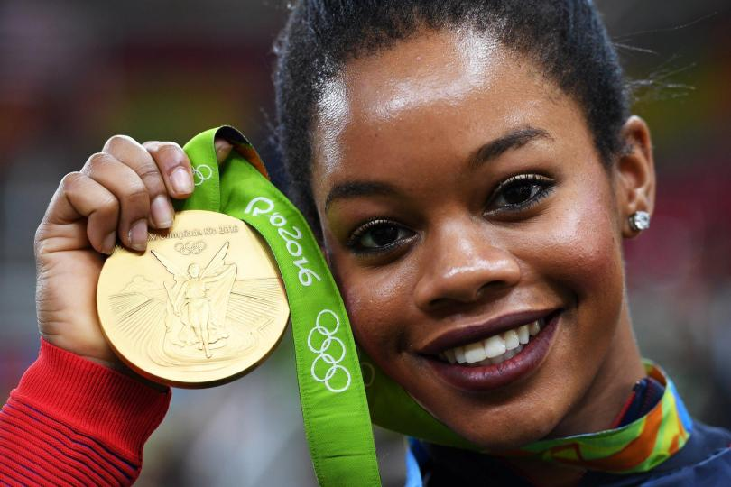 gabby-douglas US athlete
