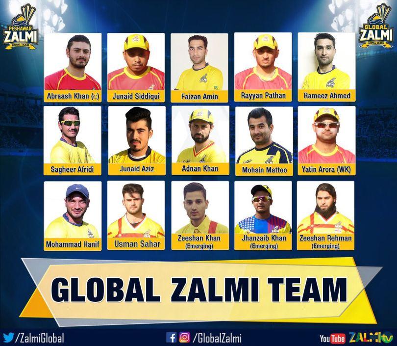 Global Zalmi team