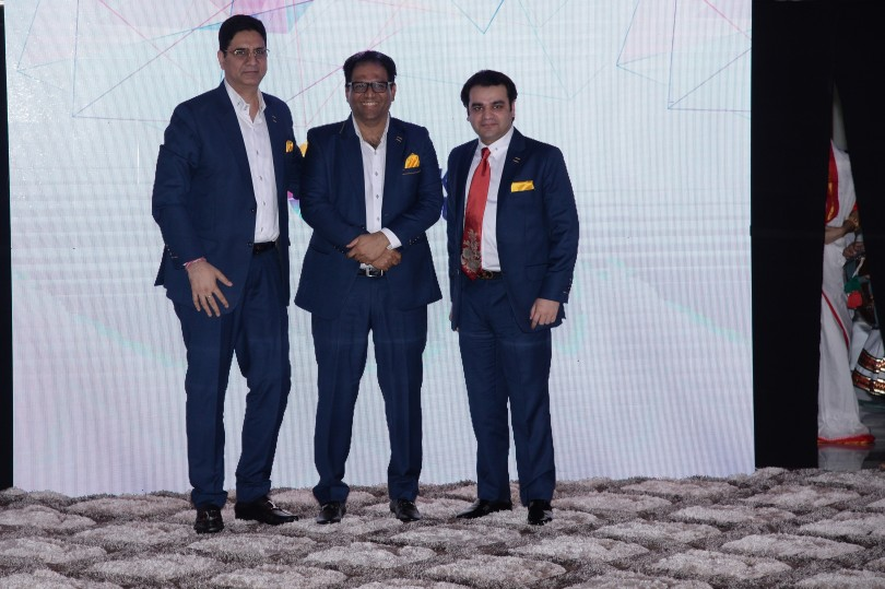 T10 League Directors with T10 Chairman Shaji Ul Mulk
