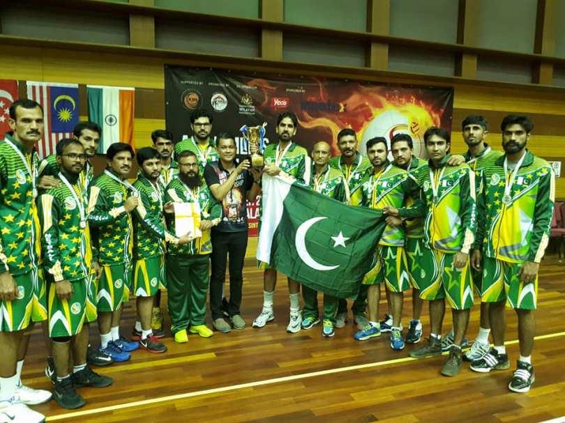 Pakistan Netball team