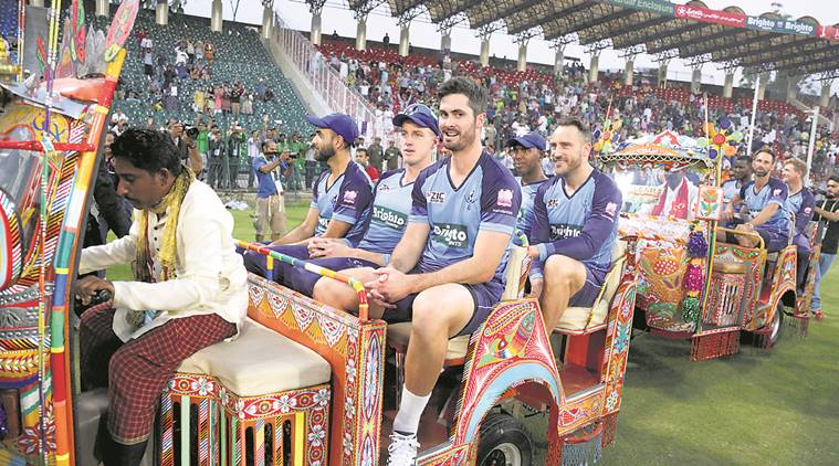 world xi cricket team in Lahore
