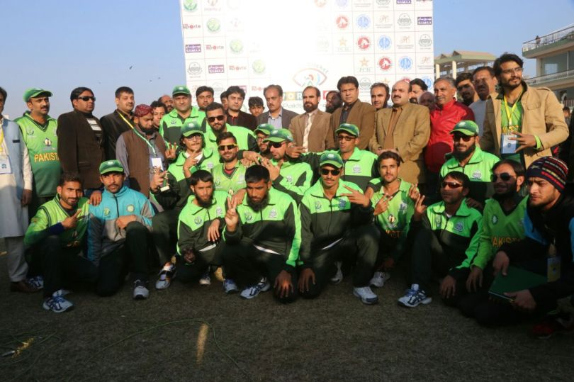 Pakistan Blind Cricket team