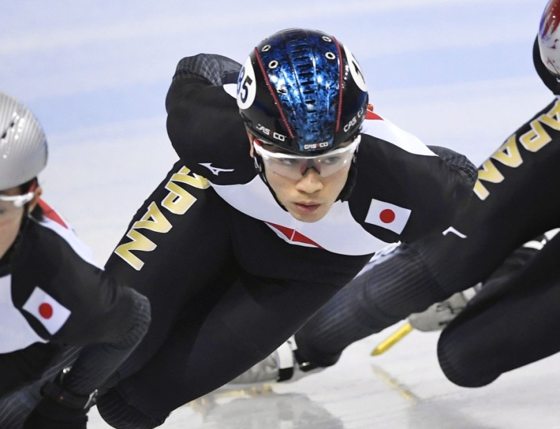 Japani Athelete sent back from winter olympics